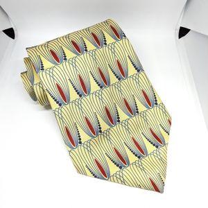 Oscar Da La Renta Mens Necktie